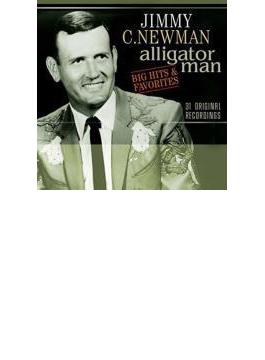 Alligator Man: Big Hits & Favorites