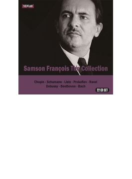 サンソン・フランソワ・コレクション(22CD)