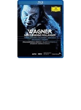 『さまよえるオランダ人』全曲 ホモキ演出、アルティノグル&チューリッヒ歌劇場、ターフェル、カンペ、他(2013 ステレオ)