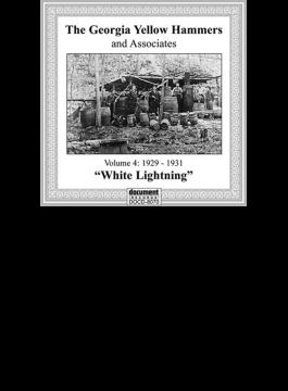 Georgia Yellow Hammers & Associates Vol 4: (1929-1931)