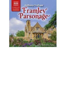 Trollope: Framley Parsonage