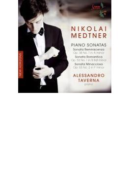 Piano Sonatas: Alessandro Taverna