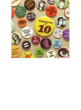 Supergrass Is 10 - Best Of 94-04 (Ltd)