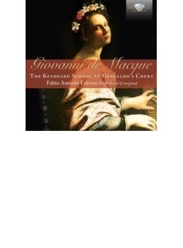 『ジェズアルドの宮廷の作曲家たちによる鍵盤楽器のための作品集』 ファビオ・アントニオ・ファルコーネ