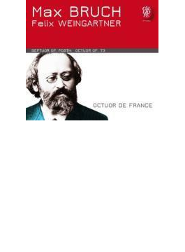 Septet: Octuor De France +weingartner: Octet