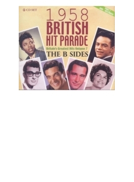 British Hit Parade 1958: The B Sides Part 2