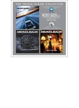 Triple Album Collection Vol.2