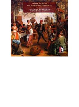 Danze A Stampa Del Rinascimento Europeo: Busca / Accademia Del Ricercare