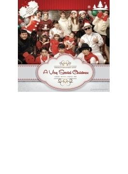 2014 Chrome Family - A Very Special Christmas (CD+DVD)