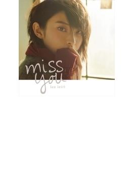 miss you 【初回限定盤】(CD+DVD+Photobook)