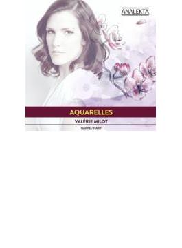 Valerie Milot: Aquarelles