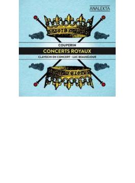 Concerts Royaux: Clavecin En Concert