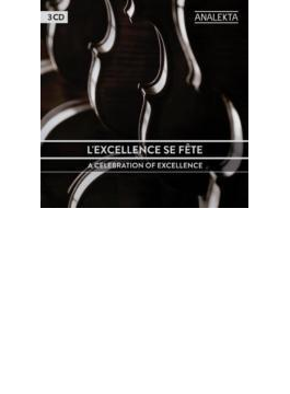A Celebration Of Excellence-analekta Artists