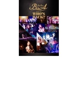 BoA LIVE TOUR 2014 ~WHO'S BACK?~ (2DVD)