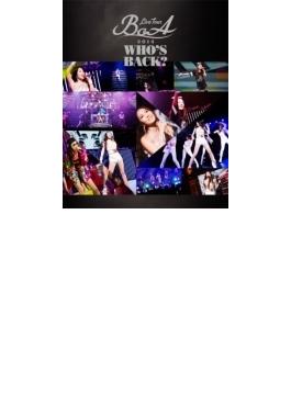BoA LIVE TOUR 2014 ~WHO'S BACK?~ (Blu-ray)
