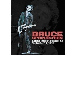Live At The Capitol Theater September 19 1978