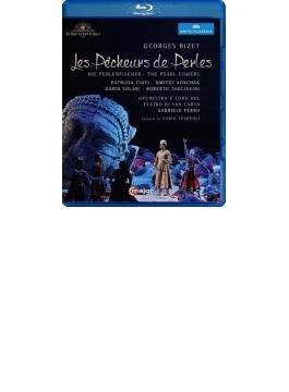 『真珠採り』全曲 スパルヴォリ演出、フェッロ&ナポリ・サン・カルロ劇場、チオーフィ、コルチャク、他(2012 ステレオ)