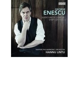 交響曲第3番、ルーマニア民謡による序曲 リントゥ&タンペレ・フィル