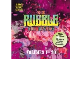 Rubble Collection 1-20 (Box)