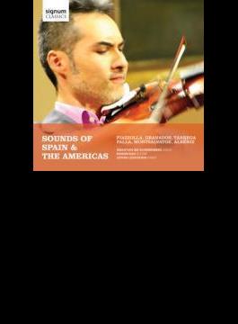 Sounds Of Spain & The Americas: See-schierenberg(Vn) Ramon Ruiz(G) Lisovskaya(P)