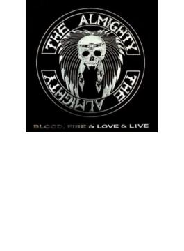 Blood, Fire & Love (Ltd)