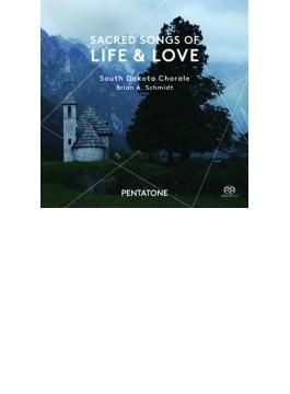 『生と愛を歌う現代の聖歌集』 サウスダコタ合唱団