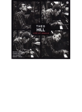 Theo Hill Live At Smalls