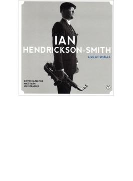 Ian Hendrickson-smith Qrt Live At Smalls