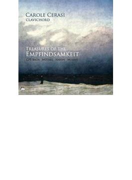 Treasures Of The Empfindsamkeit-c.p.e.bach, Muthel, Haydn, Mozart: Cerasi(Clavichord)