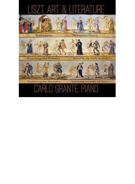 Dante Sonata, Petrarca Sonnets, Totentanz, Etc: Grante(P)