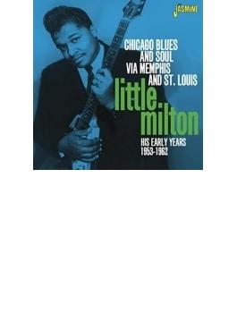 Chicago Blues & Soul Via Memphis & St Louis