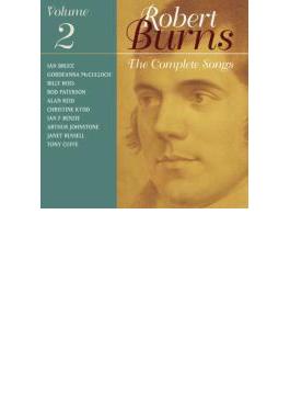Complete Songs Of Robert Burns Vol 2