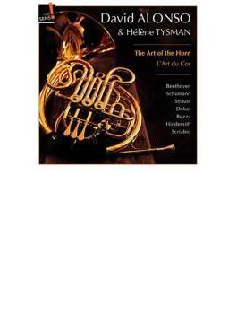 The Art Of The Horn-l'art Du Cor: D.alonso(Hr) Tysman(P)