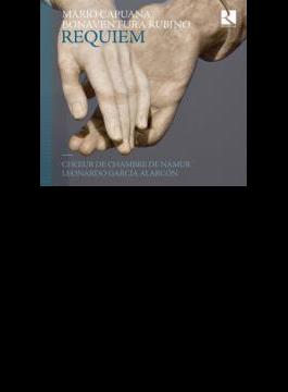 Requiem: Garcia-alarcon / Namur Chamber Cho +bonaventura Rubino