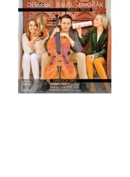 Piano Trio: Daroch Trio +dvorak: Piano Trio, 3,
