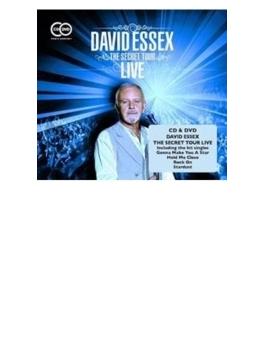 Secret Tour: Live (+dvd)