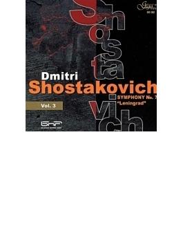 交響曲第7番『レニングラード』 タバコフ&ブルガリア国立放送交響楽団