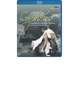 オルフェウス~9人のダンサーと7人のミュージシャンのためのコレオグラフィ