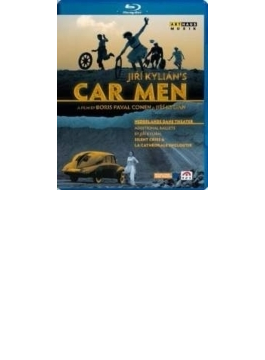 Car Men, La Cathedrale Engloutie, Silent Cries: Jiri Kylian Nederlands Dans Theater