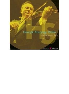 無伴奏ヴァイオリン・パルティータ第2番、ヴァイオリン・ソナタ第3番、第6番、他 シェリング、イサドーア(1976年東京ライヴ)(2CD)