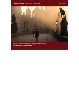 Violin Concerto: Imberger(Vn) Altrichter / Prague Philharmonia +violin Works: Kaspar(P) (Hyb)