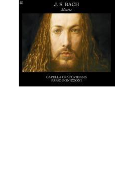 Motet Bwv, 225-230, Anh, 159, : Bonizzoni / Capella Cracoviensis