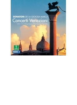 『ヴェネツィアのバロック協奏曲集』 ソナトーリ・デ・ラ・ジョイオーサ・マルカ