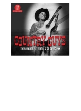 Country Guys - The Absolutely Essential