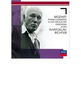 ピアノ・ソナタ第14番、第18番、幻想曲 リヒテル