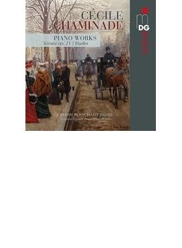 ピアノ・ソナタ、交響的練習曲、練習曲集、子供の頃の思い出 ブランヒャルト