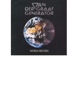 World Record (紙ジャケット)(プラチナSHM)