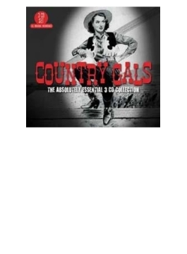 Country Gals: The Absolutely Essential 3 Cd Collection
