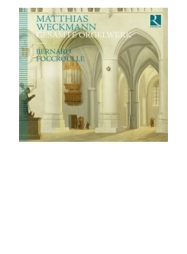Comp.organ Works: Foccroulle