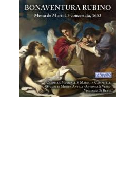 Messa De Mortia A 5 Concertata: Di Betta / Ensemble La Cantoria